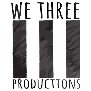 We Three Productions Logo
